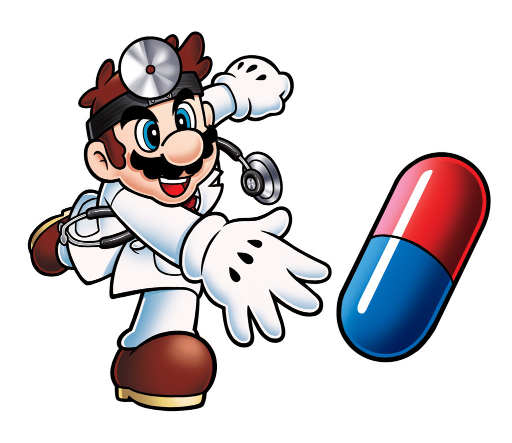 Dr Mario - list of best gba games