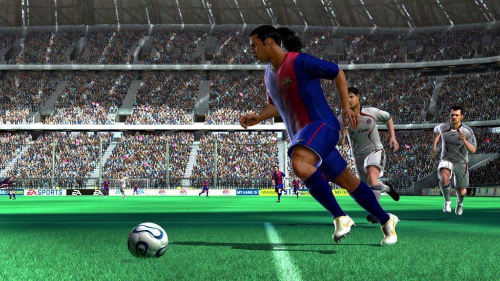 FIFA 07 - best gba games reddit