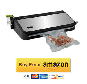 FoodSaver FM2435-ECR Vacuum Sealing System Review