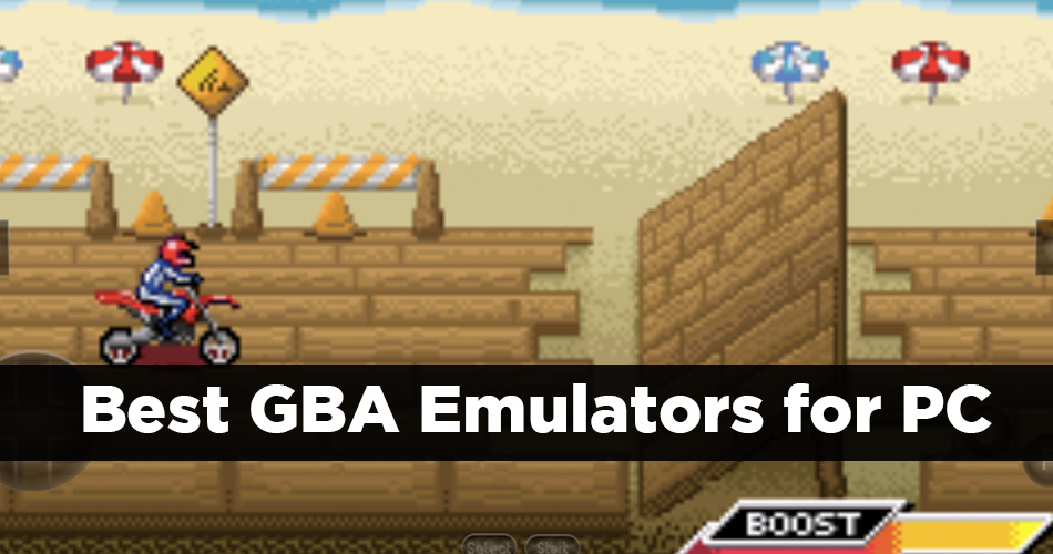 9 Best GBA Emulators for PC - Play GBA Games on your Desktop