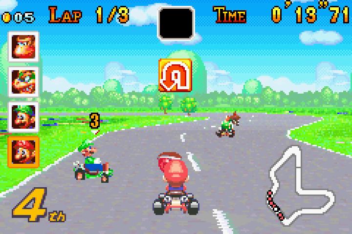 Mario Kart- Super Circuit