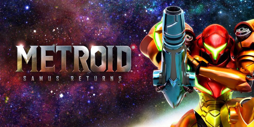 Metroid- Samus Returns