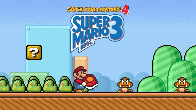 Super Mario Advance 4 - great gba games