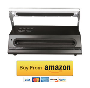 Weston 65-0501-W Professional Advantage Vacuum Sealer Review