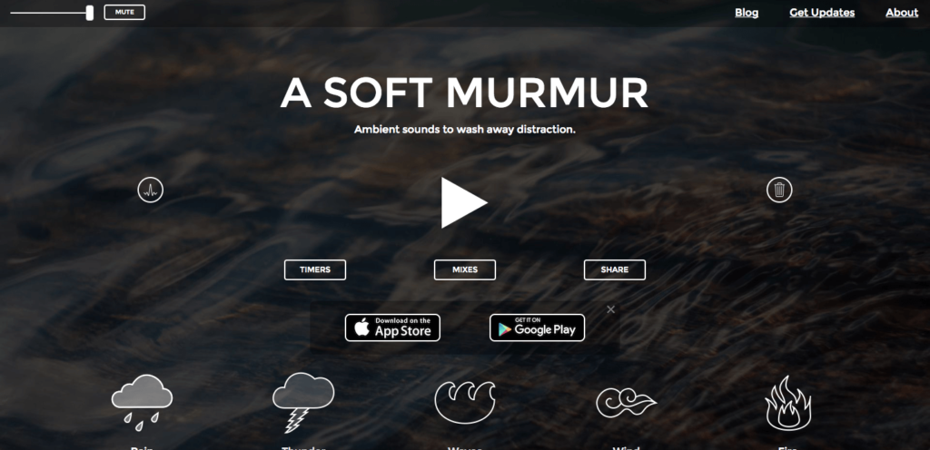 asoftmurmur - super cool websites