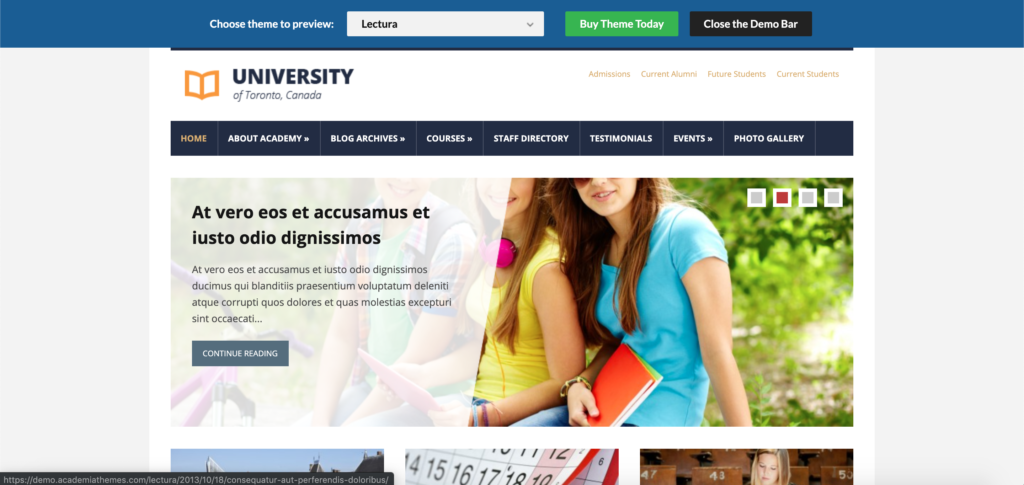 lecture-wp-theme