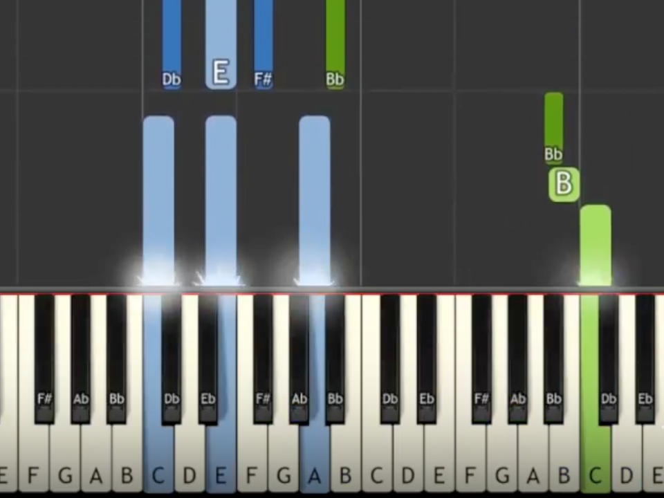 Synthesia – Piano