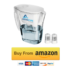 Alexapure Water Filter Pitcher review
