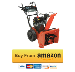 Ariens Deluxe 28 921030 Review