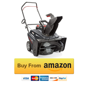 Briggs & Stratton 1222EE Single-Stage Snowthrower