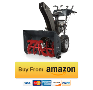 Briggs & Stratton 27 Inch Dual Stage Snow Blower