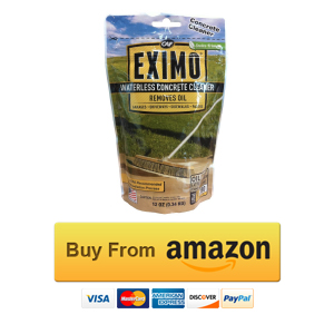 CAF Outdoor Cleaning EXIMO Waterless Concrete Cleaner