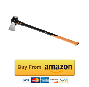 Fiskars Iso Core Eight Pound Maul Review