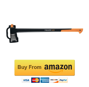 Fiskars x27 Super Splitting Axe: Best Wood Splitting Axe for Taller Individuals Review