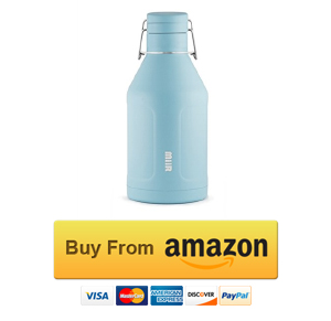MiiR Stainless Steel Insulated Growler Bottle Review