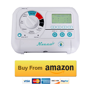 NxEco Smart Irrigation Sprinkler Controller
