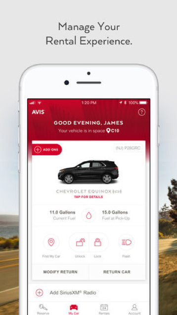 5 Apps to Rent a Car in iPhone Mobile Phone » TechLogitic