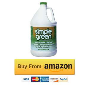 Simple Green 13005CT Industrial Cleaner and Degreaser, Concentrated