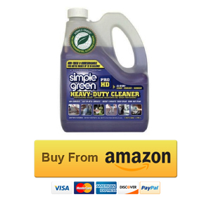 Simple Green Pro HD Heavy Duty Cleaner Concentrate Review