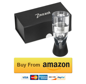 Zazzol Wine Aerator Review