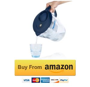pH Restore Alkaline Water Filter Pitcher review