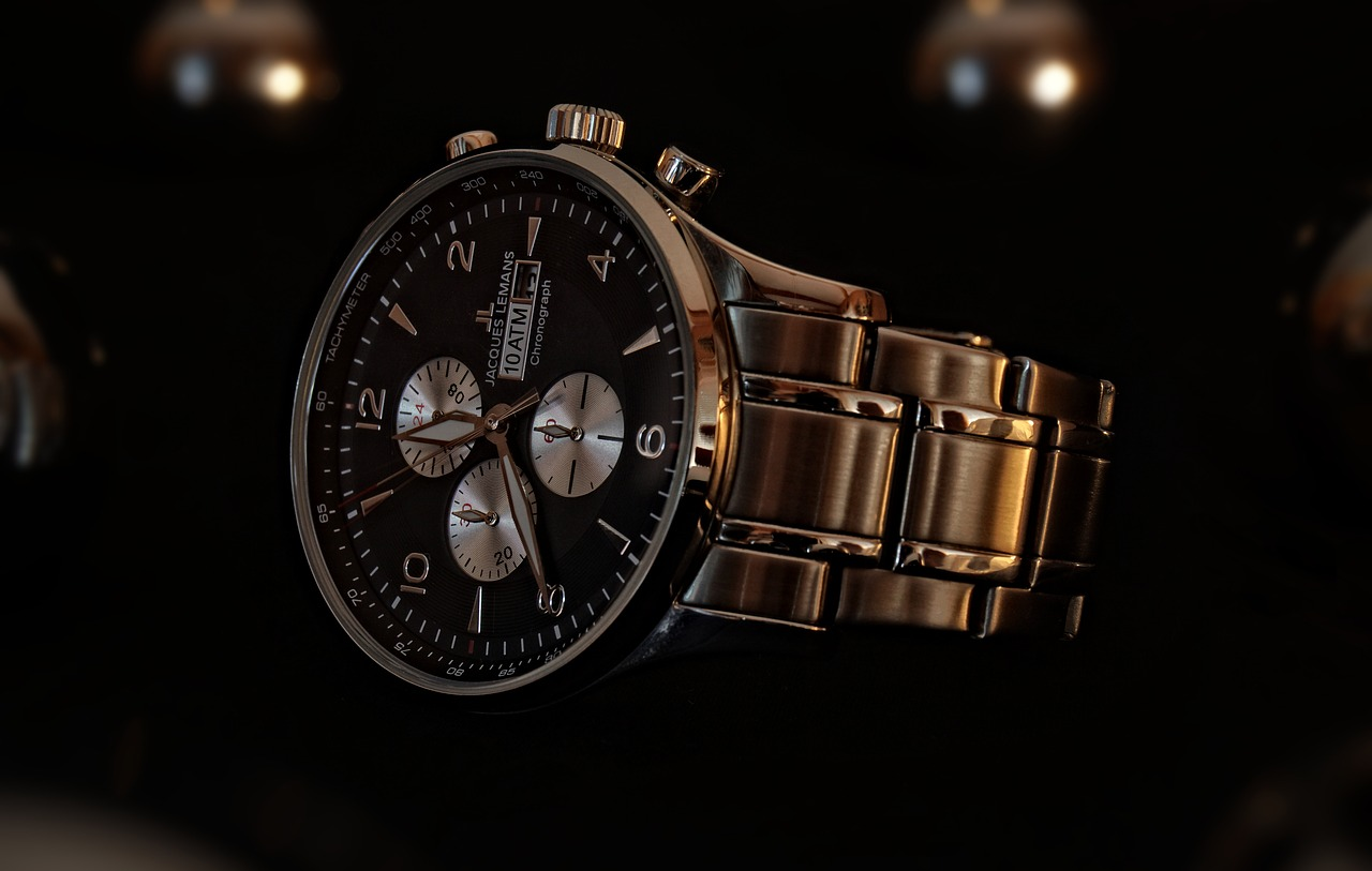 5 Things You Should Know About Chronograph Watches
