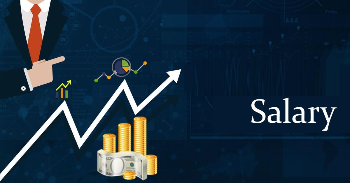 Salary Of Hadoop Developer Based On Job Profiles In India