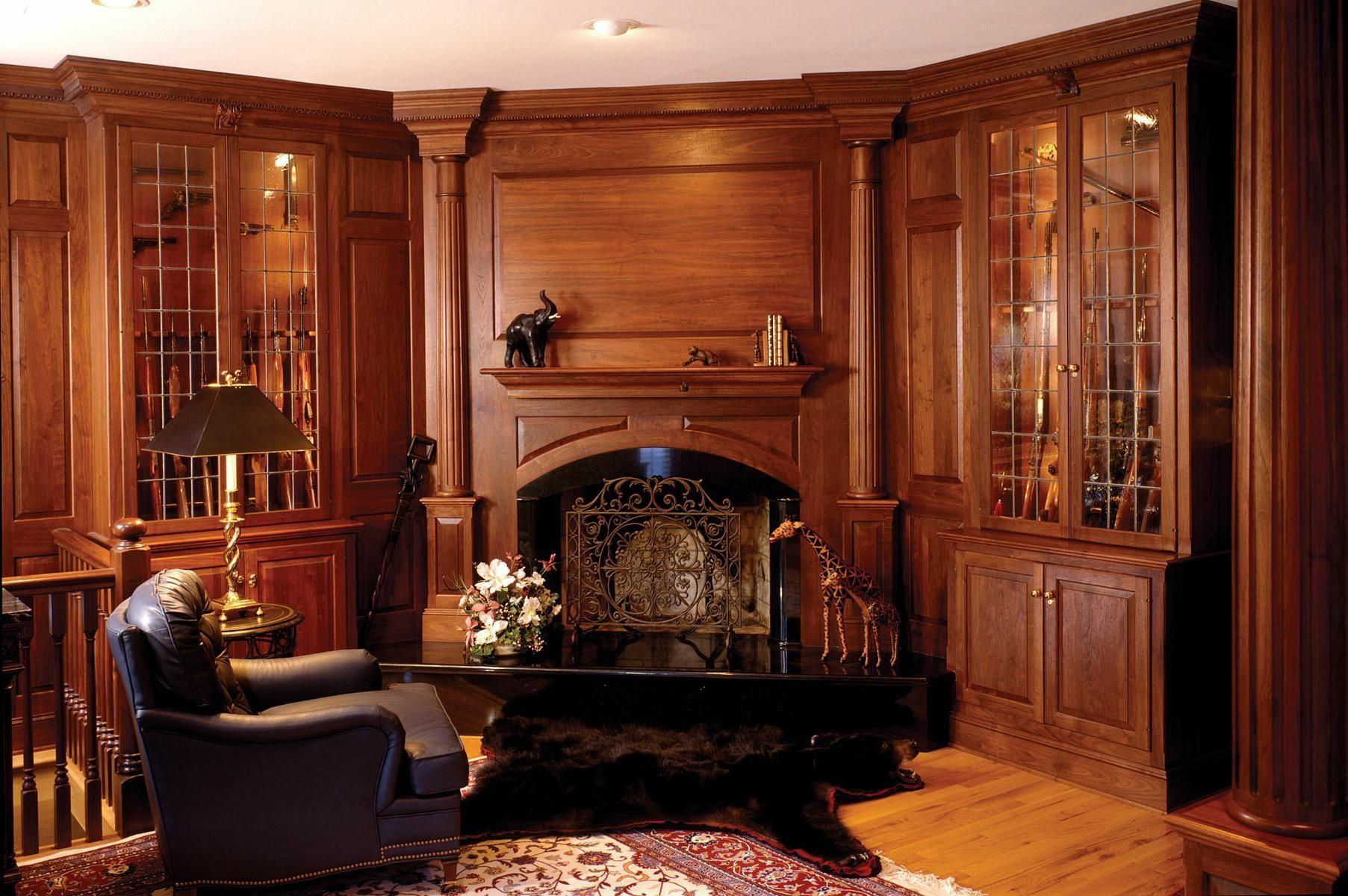 Gun safe that matches your home décor