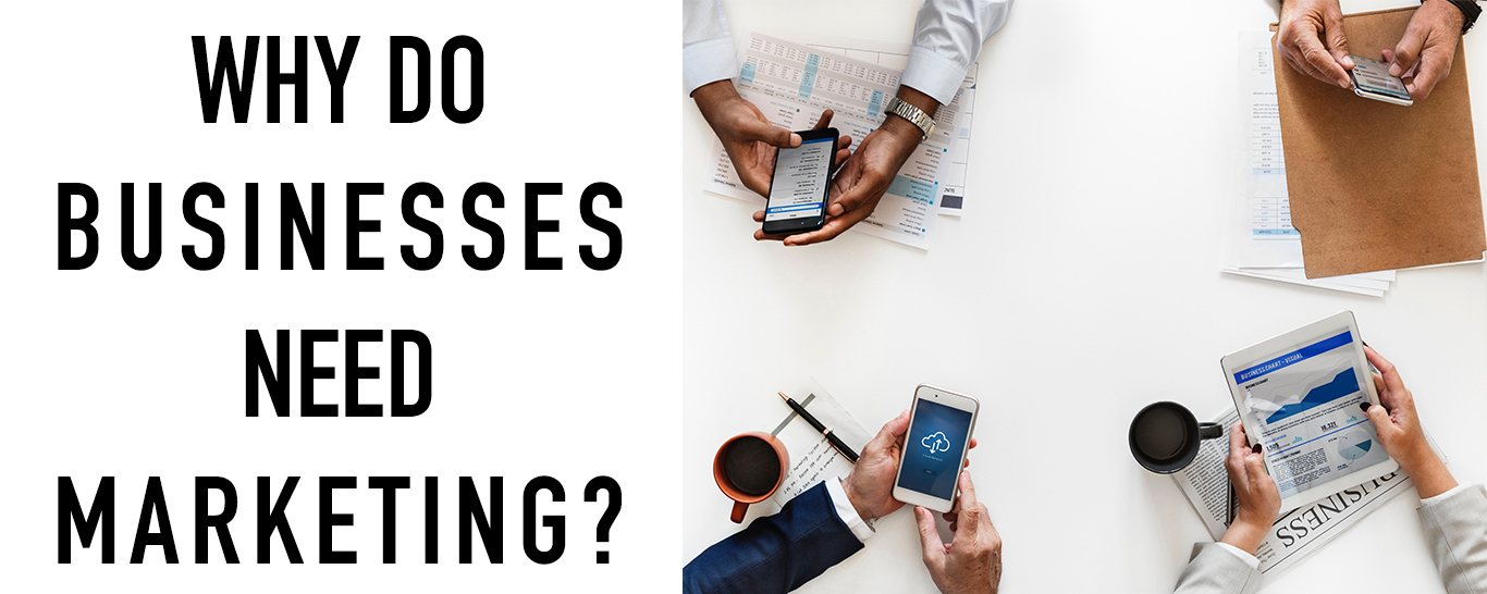 Why Do Businesses Need Marketing