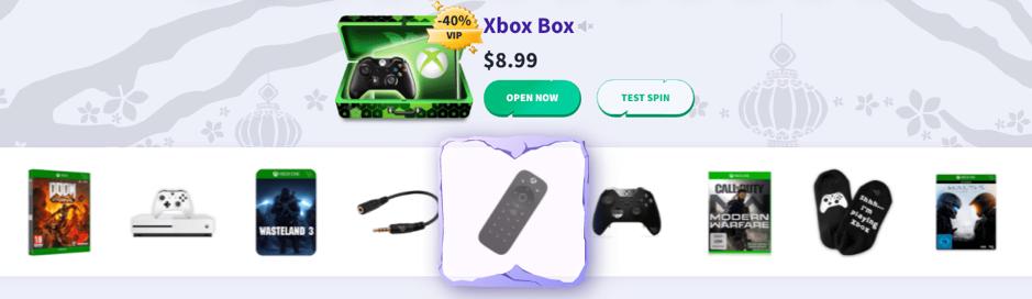 Xbox Box