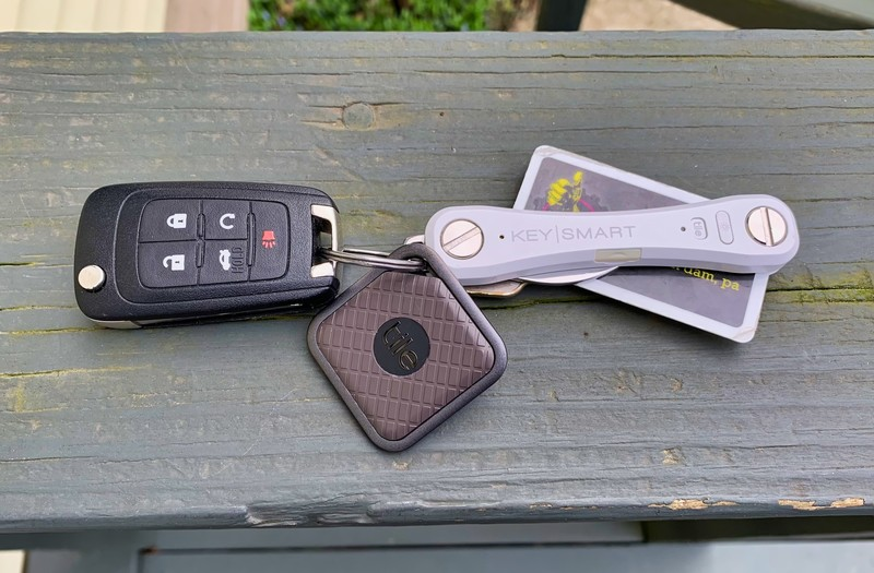 Bluetooth Tracker in Your Possessions