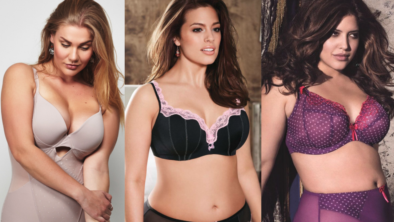 Bras for Your Plus-Sized Needs