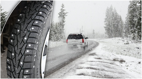 Always stay safe with winter tires