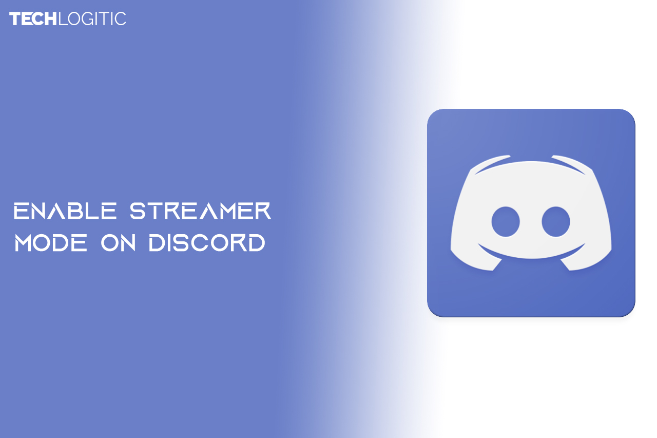 Enable Streamer Mode on Discord