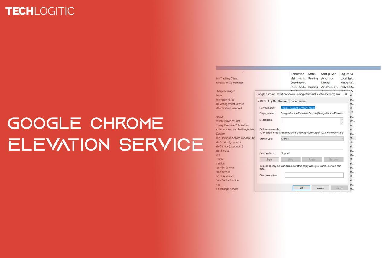 Google Chrome Elevation Service