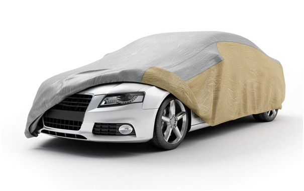 Remember to cover the car