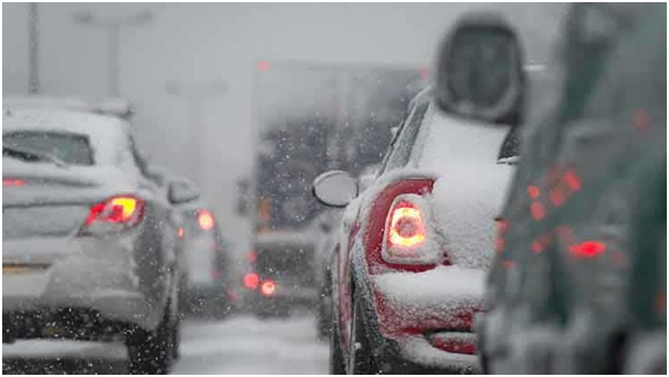 Top 5 tips for protecting your car exterior during the winter months 1