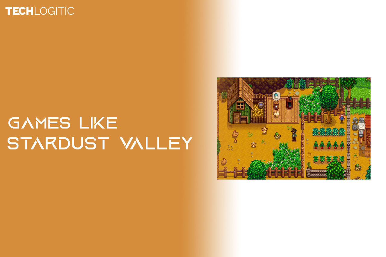games like Stardust Valley