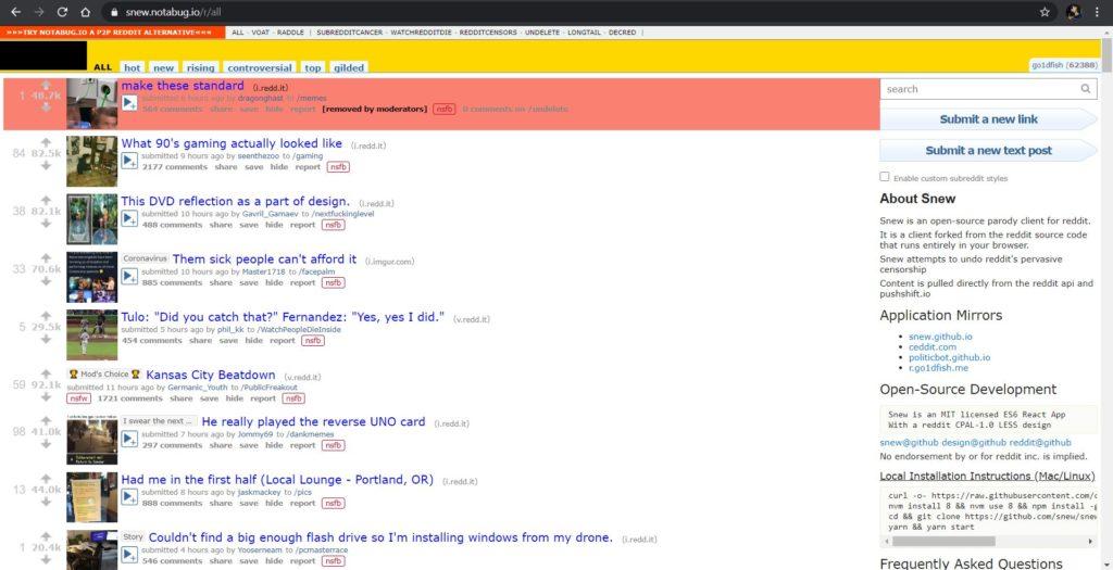 deleted reddit posts - Ceddit feature
