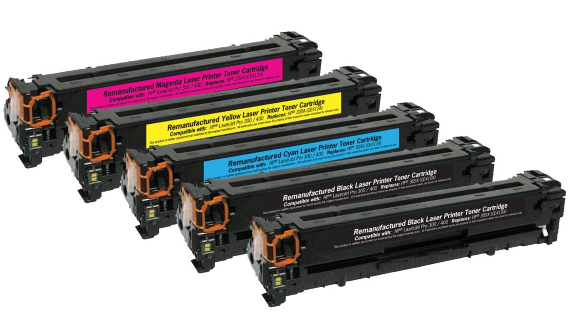 Debunking the Common Myths About Toner Cartridges