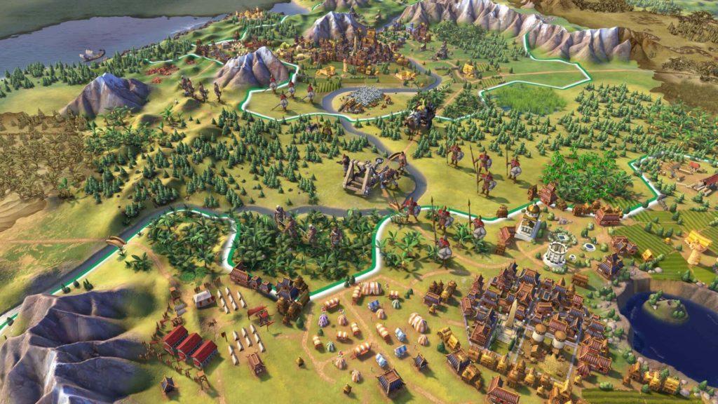Sid Meiers Civilization Vl