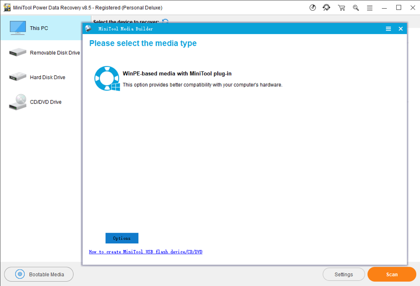 Data Recovery from BCD Missing Windows 02