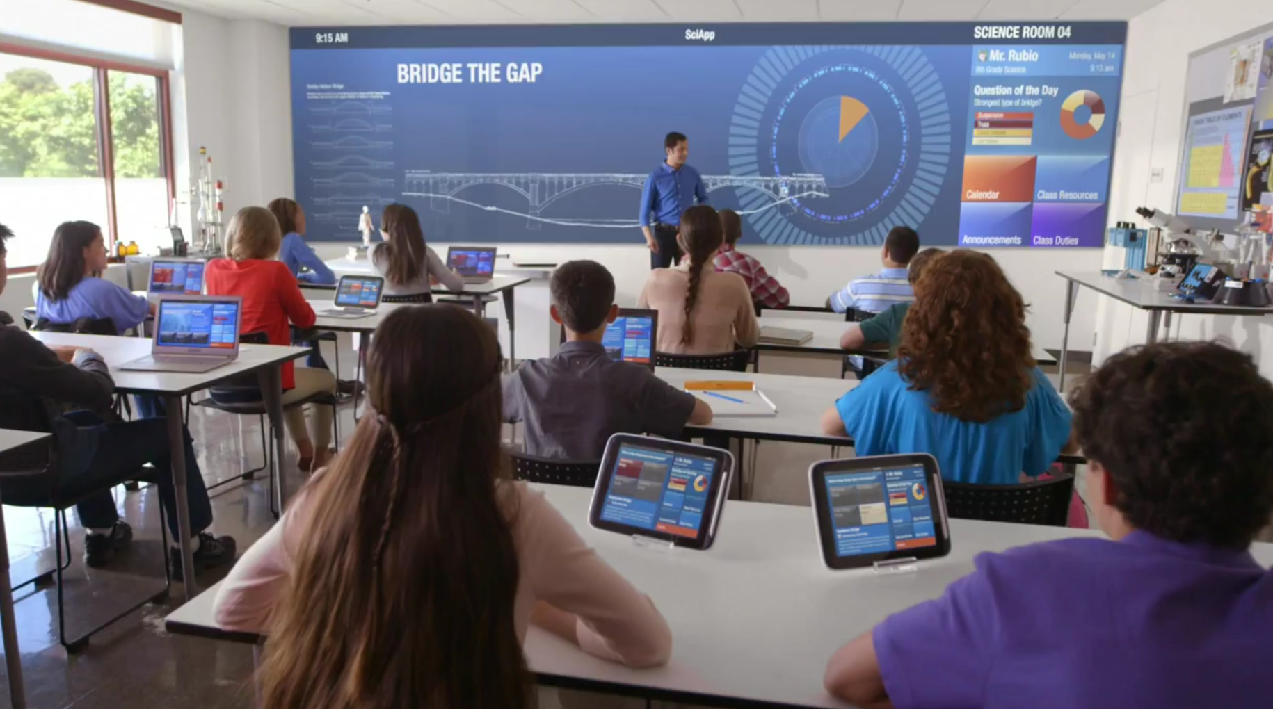 Top 3 Latest Technologies Used In Classrooms