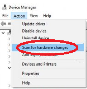 hardware changes