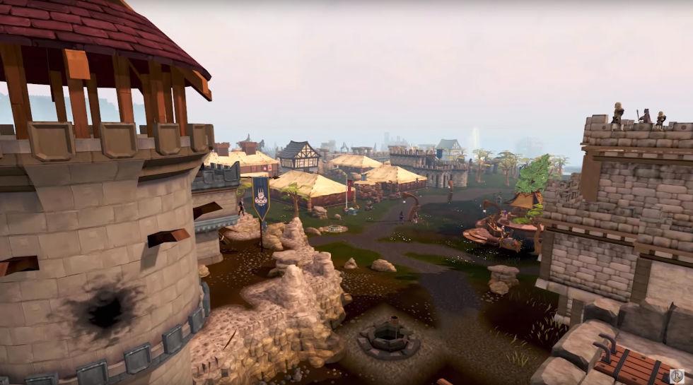 Development of RuneScape