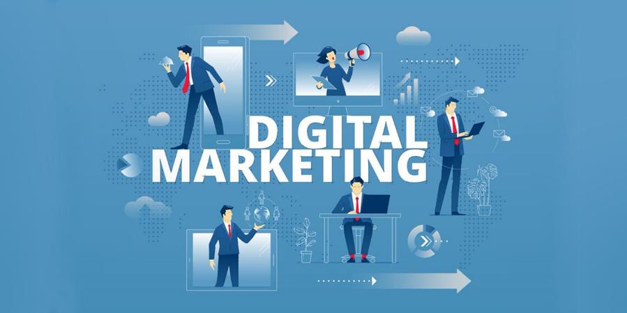 Does digital marketing have a big budget?