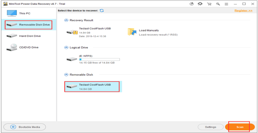 Recover Data and Format SD Card for Reusing
