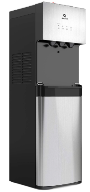 The Avalon 3 Temperature Self Cleaning Bottle-less Water Cooler