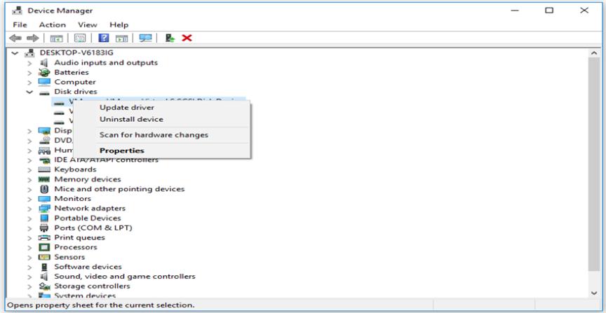Update or Reinstall SD Card Reader Driver
