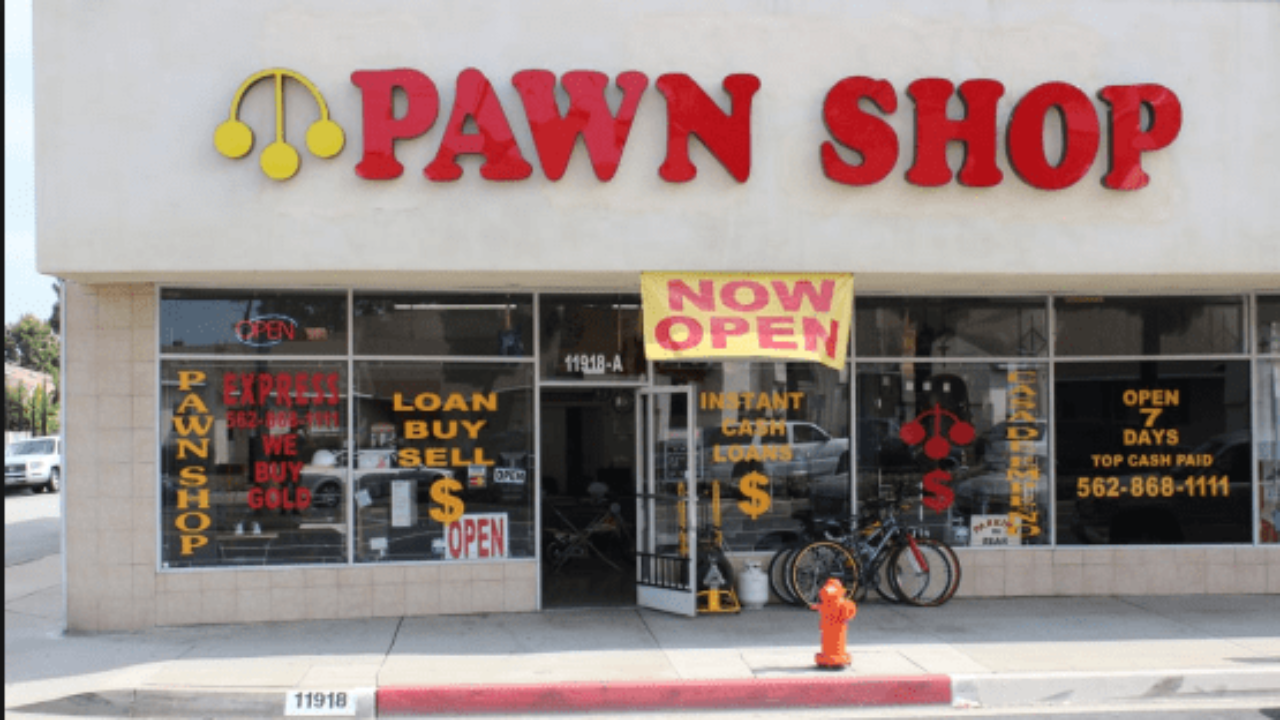How to Run a Successful Pawn Shop - TechLogitic